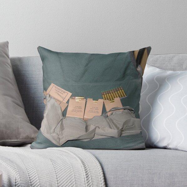 Basic Load Throw Pillow