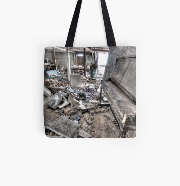 HDR Show in Victoria BC All Over Print Tote Bag