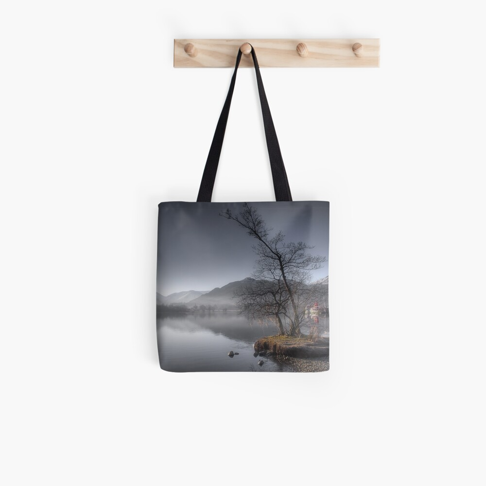 Winters Morning Tote Bag