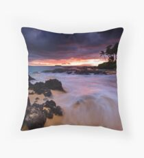 Pa'ako Tropical Punch Throw Pillow