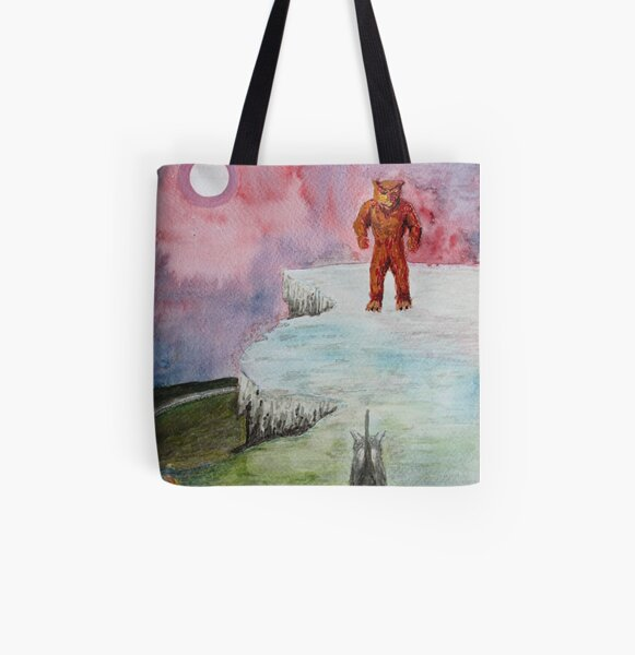 lasting stand of rombald All Over Print Tote Bag