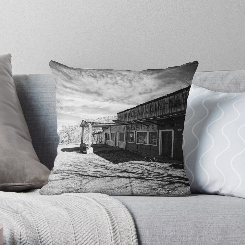 Open 24 Hours My Ass Throw Pillow By Boblarsonphoto Redbubble