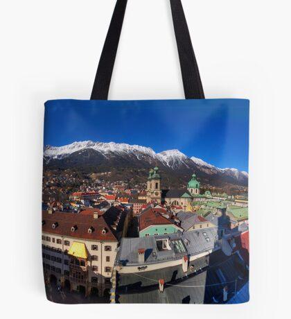 City Views Tote Bag