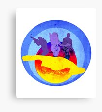 Space Bounty Hunters Canvas Print