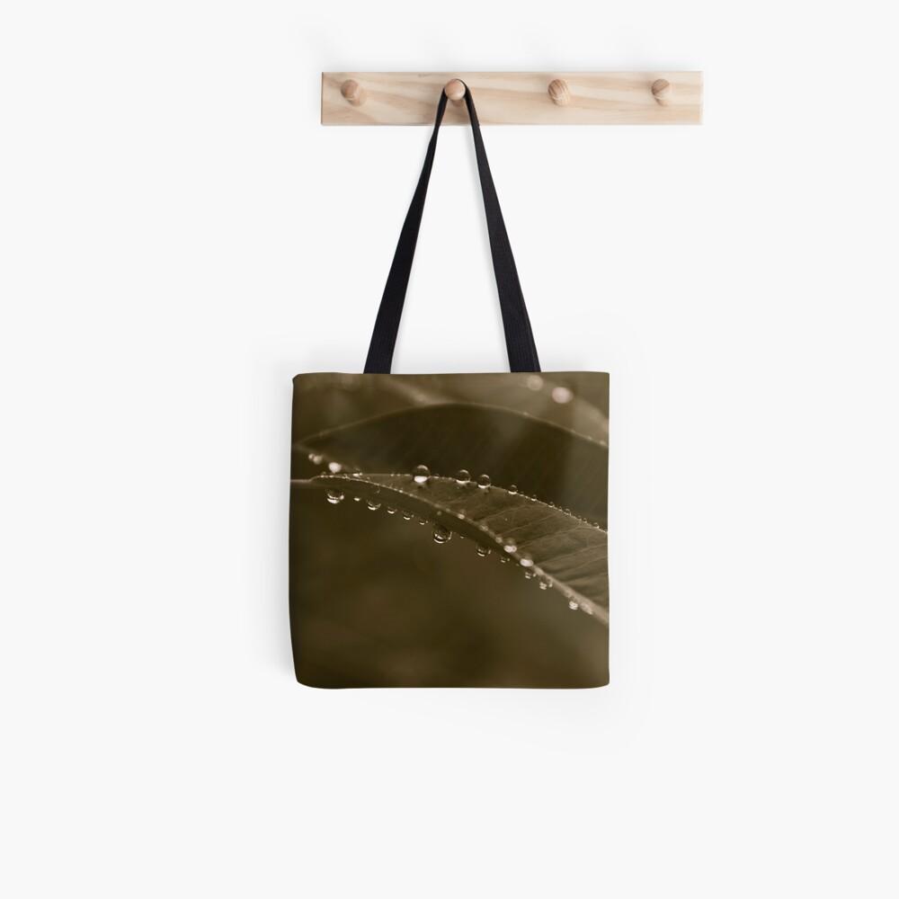 Grey Day Tote Bag