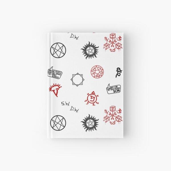 Übernatürliche Sigillen und Symbole Notizbuch