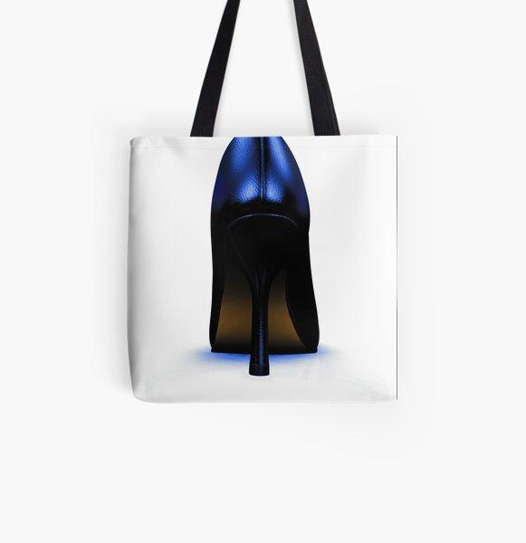 ..Stiletto.. All Over Print Tote Bag