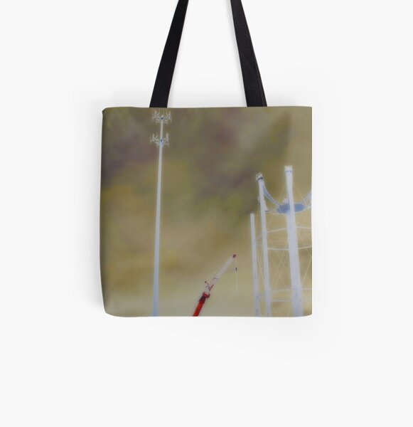Giants All Over Print Tote Bag