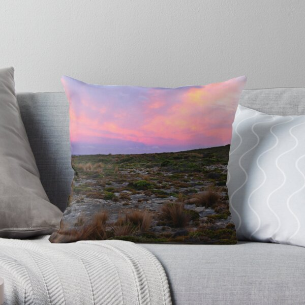 Cape Du Couedic, Kangaroo Island. Throw Pillow