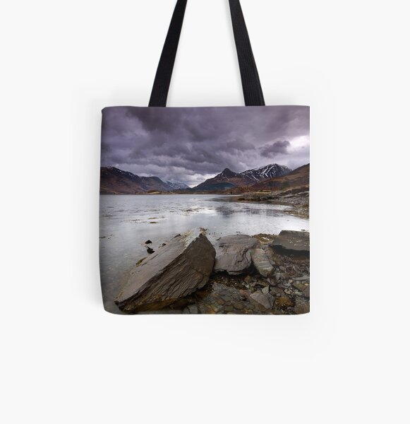 Loch Leven All Over Print Tote Bag
