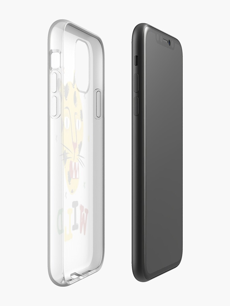 Coque iPhone « SAUVAGE », par medvedevprint