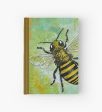 Bumble Bumble Hardcover Journal