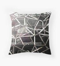 federation square Throw Pillow