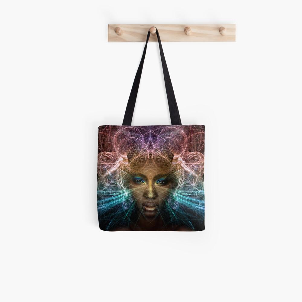 Isis goddess of rebirth and magic Tote Bag