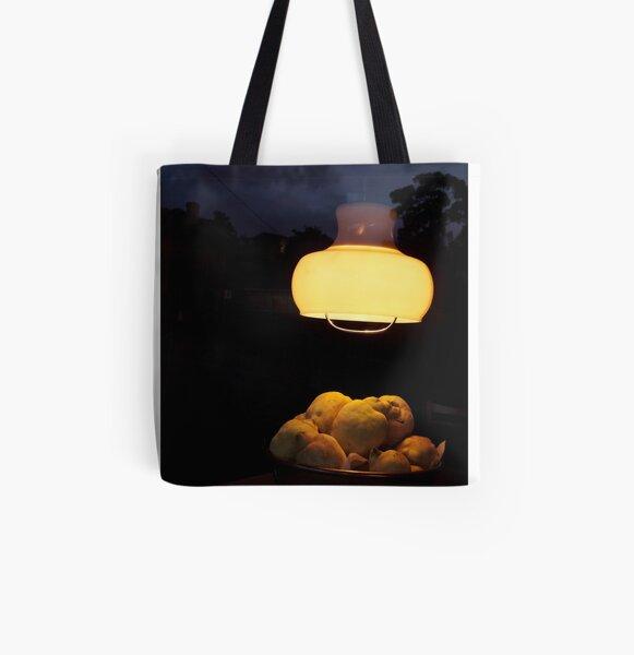 Night Skins 2 All Over Print Tote Bag