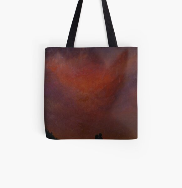 Burning Passions - The Rendezvous All Over Print Tote Bag