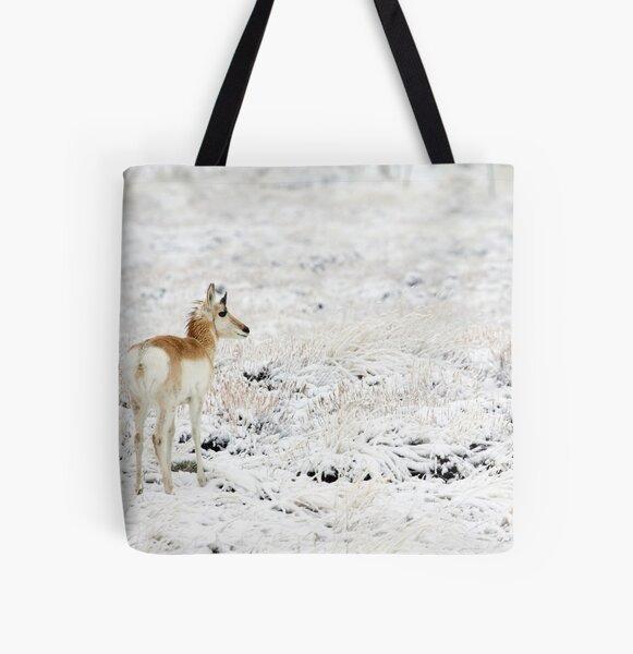 My High Key World All Over Print Tote Bag