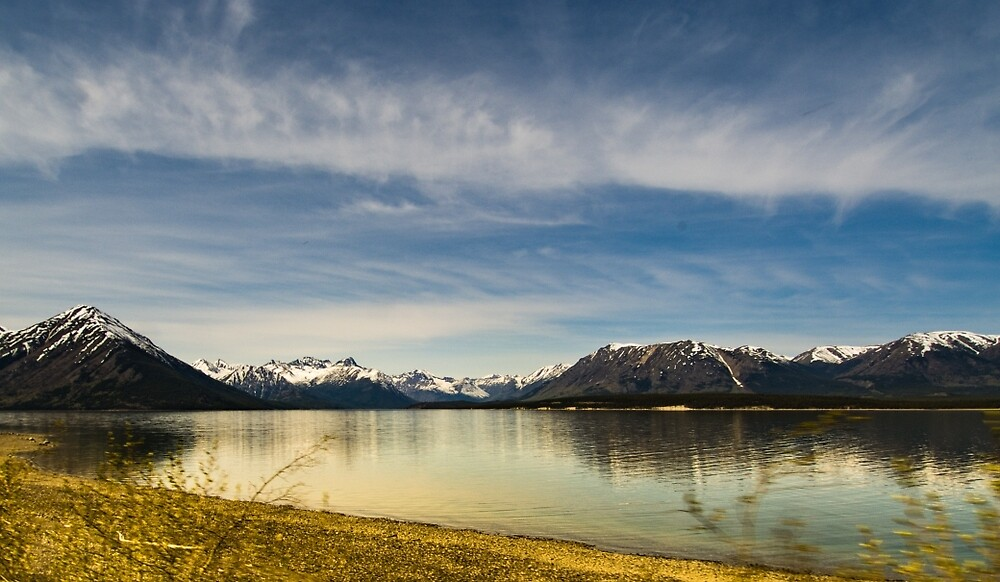 Lake Bennett by Yukondick