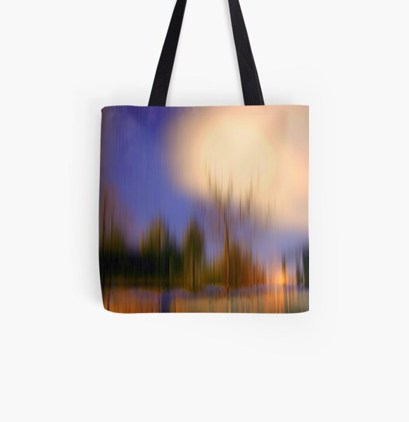 Five afternoon in my heart All Over Print Tote Bag