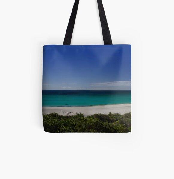 Snelling Beach, Kangaroo Island. All Over Print Tote Bag