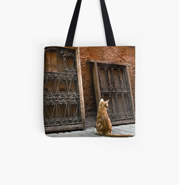Homelessness All Over Print Tote Bag