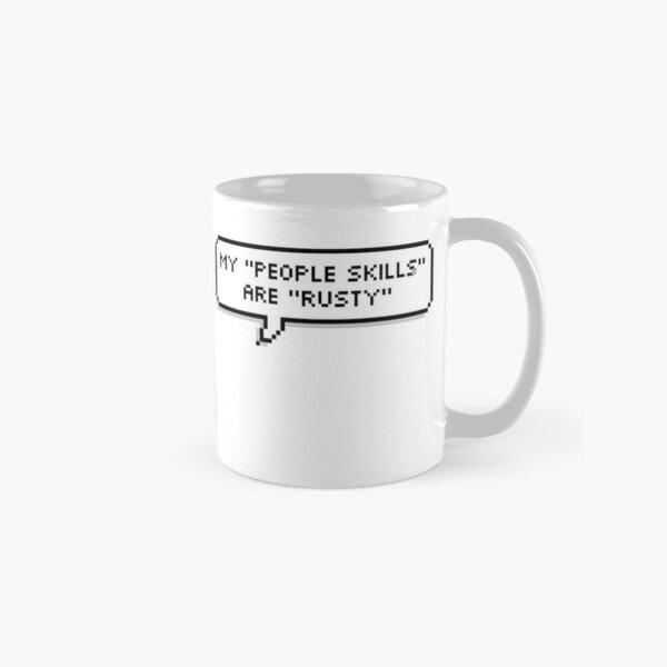 Supernatural - Castiel Quote Classic Mug