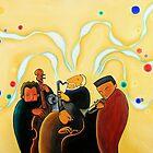 Jam Session 3 by Midori Furze