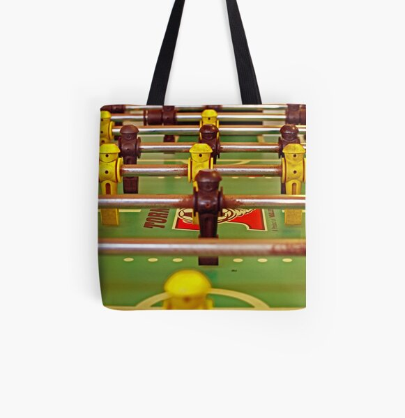 Game On All Over Print Tote Bag