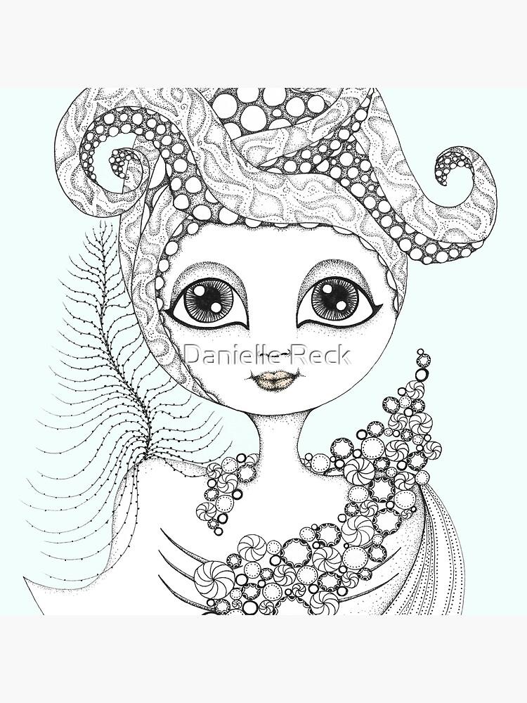 Calamari Queen by Reck76