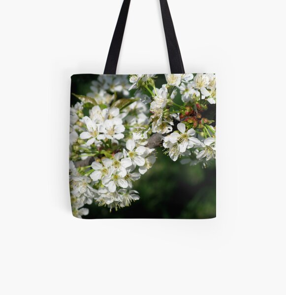 Lovliest of Trees All Over Print Tote Bag