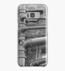 Pipes Samsung Galaxy Case/Skin