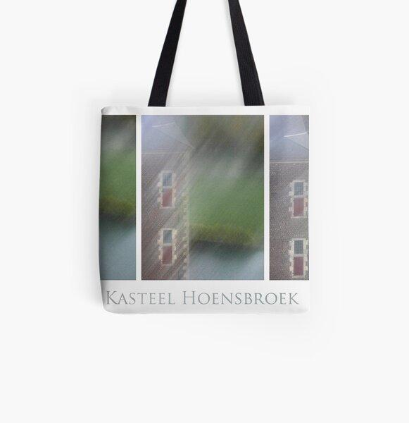 Kasteel Hoensbroek (triptych) All Over Print Tote Bag