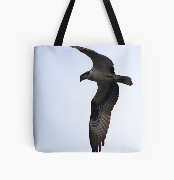 Osprey All Over Print Tote Bag
