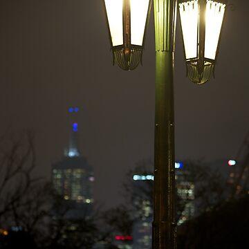 City Street Lights by jscott1976