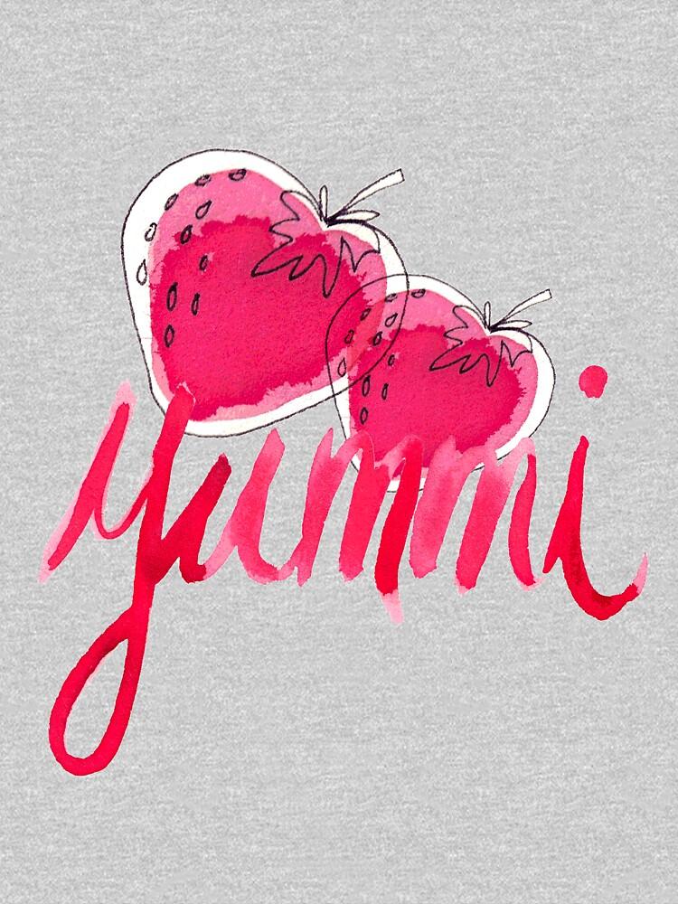 Erdbeeren Yummi von RanitasArt