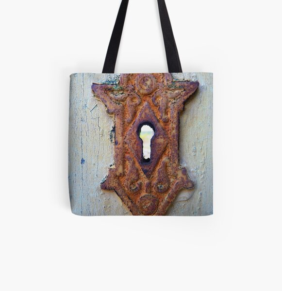 This Old House, View 6 All Over Print Tote Bag