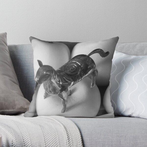 CARRARA Throw Pillow