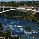Rainbow International Bridge - Ontario by jules572