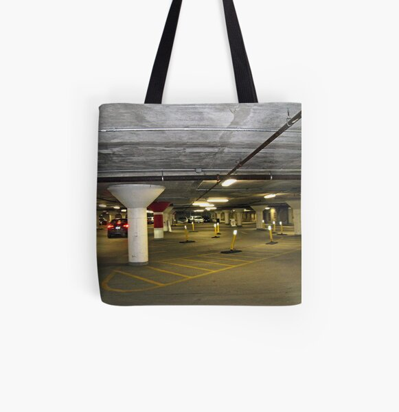 Organized Chaos All Over Print Tote Bag