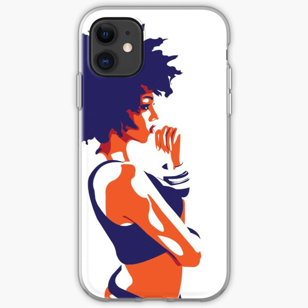 The Thinker iPhone Soft Case