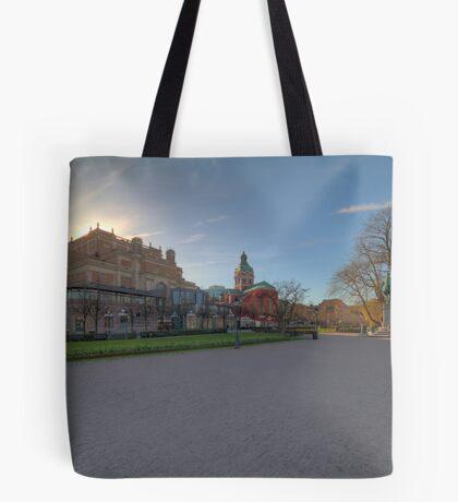 King's Garden Tote Bag