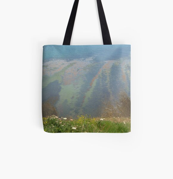 water colour All Over Print Tote Bag