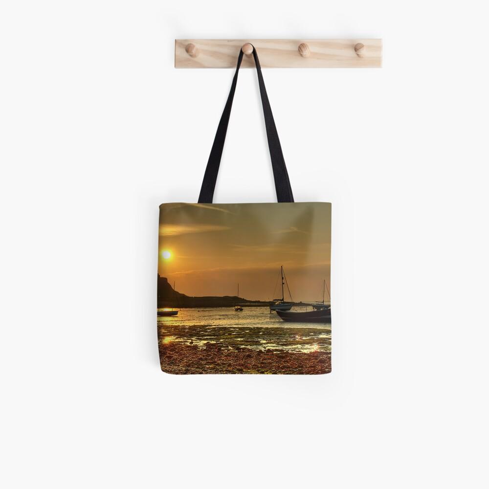 Lindsifarne Tote Bag
