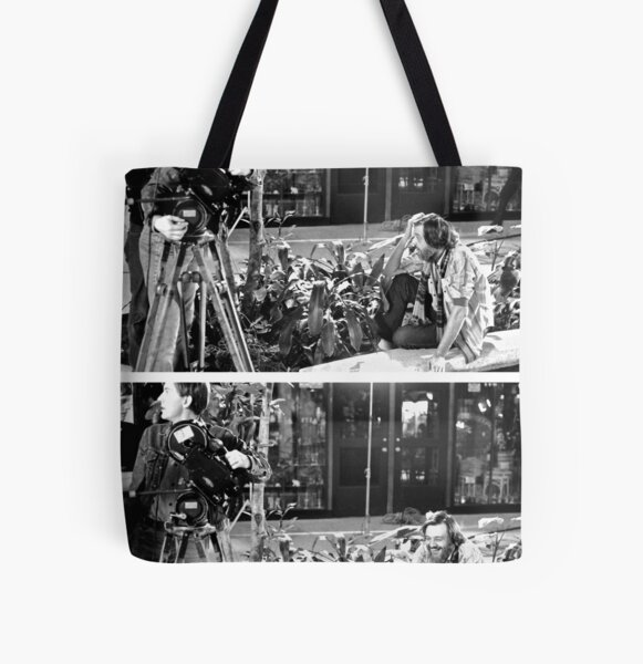 The Life of a Film Director All Over Print Tote Bag