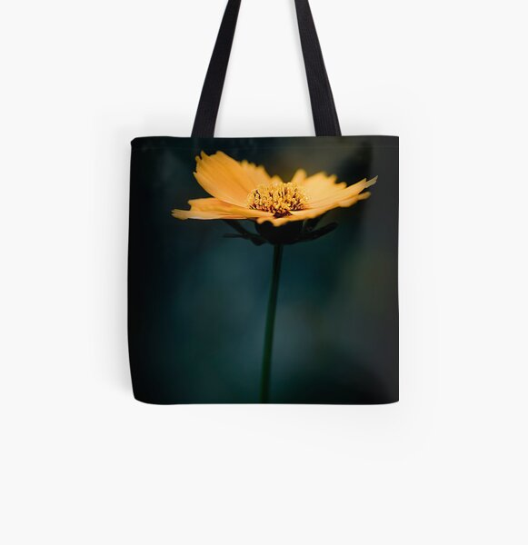 Out of the darkness All Over Print Tote Bag