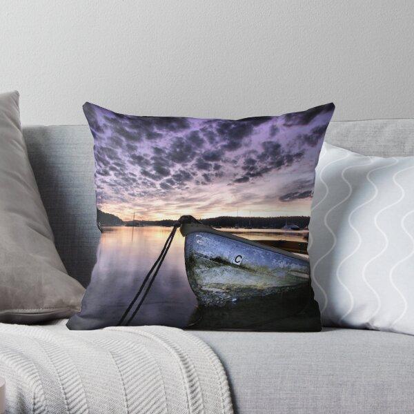 Tuesday Morning Throw Pillow
