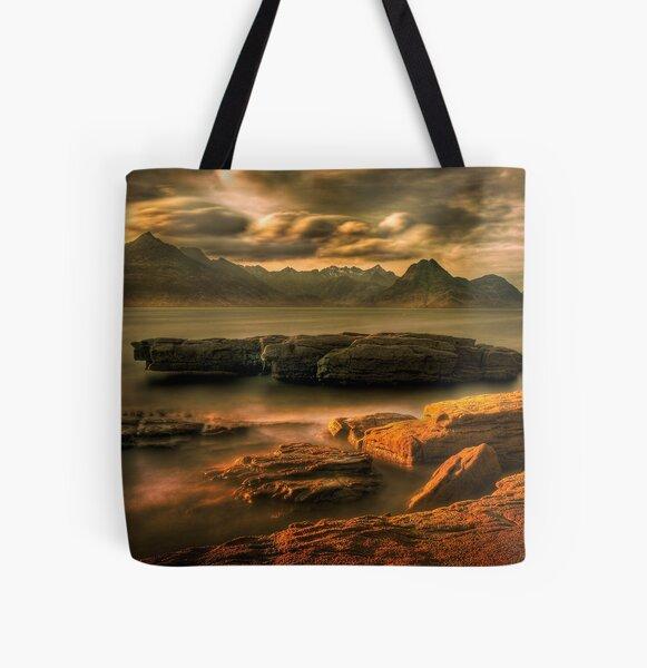 Elgol (2) All Over Print Tote Bag