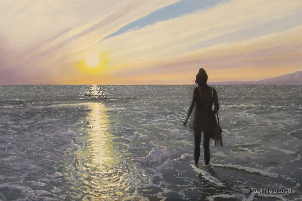 One Last Paddle by Paul Newcastle