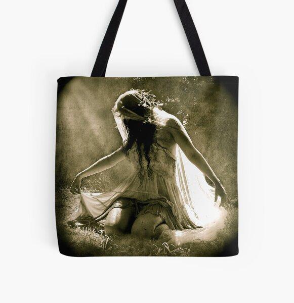 Heart Light All Over Print Tote Bag