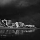 dark clouds over Rota  by fototaker